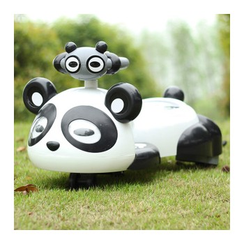 Panda Twist N Go Car