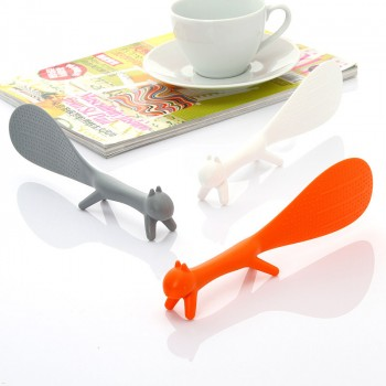 Squirrel Shape Rice Spoon