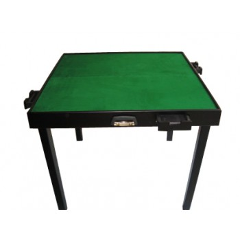 Ultimate Foldable Mahjong Table Deluxe (Wooden)